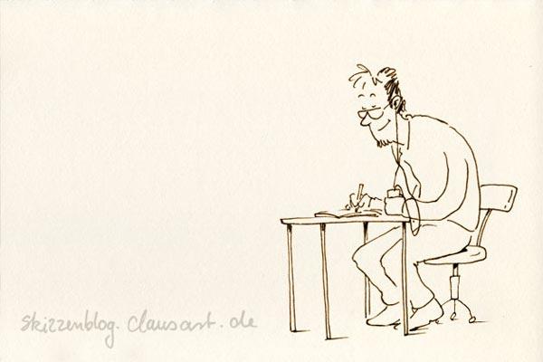 Claus-Ast-Skizzenblog