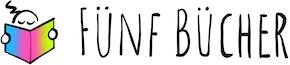 Fünf Bücher: Das Blog zum Lesen Logo